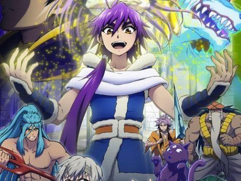 New Magi: Adventure of Sinbad OVA Previewed