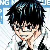 Table Tennis Manga Joins Shonen Jump