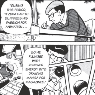 Stone Bridge Press to Publish Osamu Tezuka Manga Biography