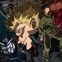Gundam Thunderbolt Anime Teased