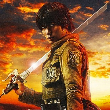 First Live-Action Attack on Titan Footage Shown