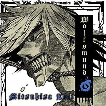 Manga Review: Wolfsmund vol. 6