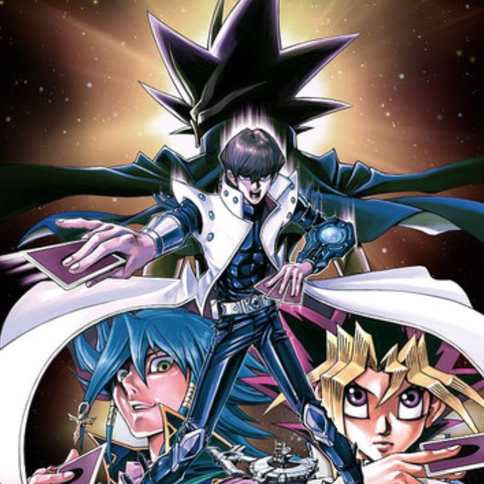 2016 Yu-Gi-Oh! Anime Film Teased