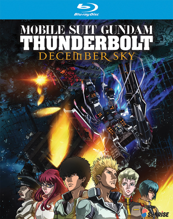 Mobile Suit Gundam 08th MS Team Blu-ray