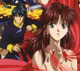 Media Blasters to Release Fushigi Yugi Anime on DVD