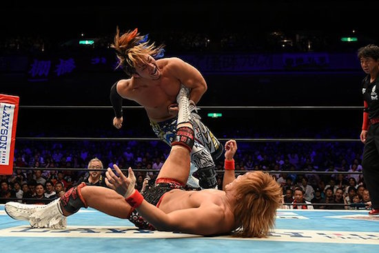 G1 Climax Nights 17-19: Final Wars