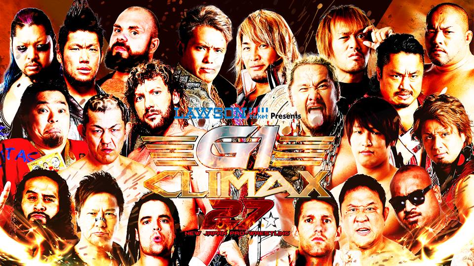 Otaku USA's 1st Annual G1 Climax Awards