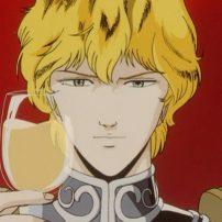 Legend of Galactic Heroes Wine Goes on Sale in Japan