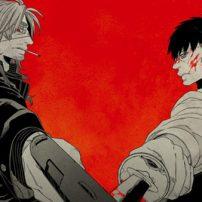 Gangsta Manga to Return After Two-Year Hiatus