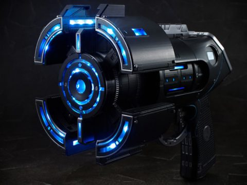 Gun from Gantz:O Gets Full-Size Replica