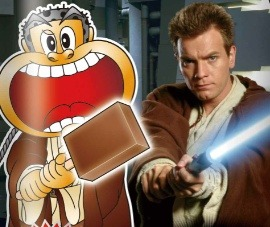 Jedi Knights Join Forces with Japanese Ice Cream Company!