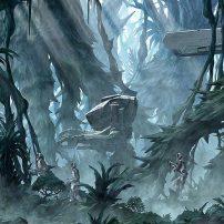 Godzilla Anime Film Reveals Concept Art, Main Cast