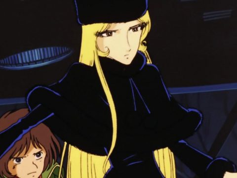 Galaxy Express 999 Launches 40th Anniversary Site