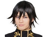 See the Code Geass Stage Play Cast in Costume!