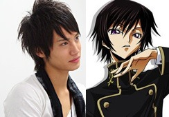 The All-Male Code Geass Musical Cast Gets Dressed Up