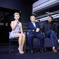 Johansson, Kitano Appear at Tokyo Ghost in the Shell Event
