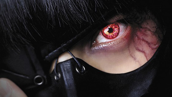 Live-Action Tokyo Ghoul Gets English Poster, Live Stream Event