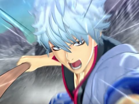Gintama Action Game Previewed with Subs
