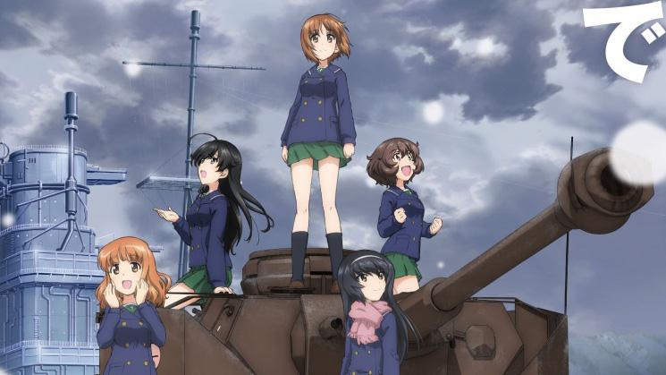 First of Six New Girls und Panzer Films Debuts December 9