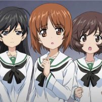 New Girls und Panzer Anime Project Announced