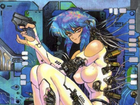 Manga Review: Ghost in the Shell Deluxe Edition
