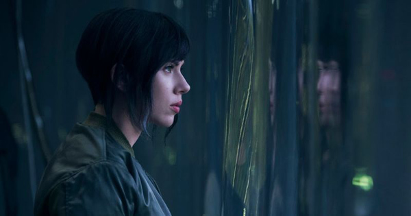 Reaction To Image of ScarJo as Ghost in the Shell's Major Vast, Infinite