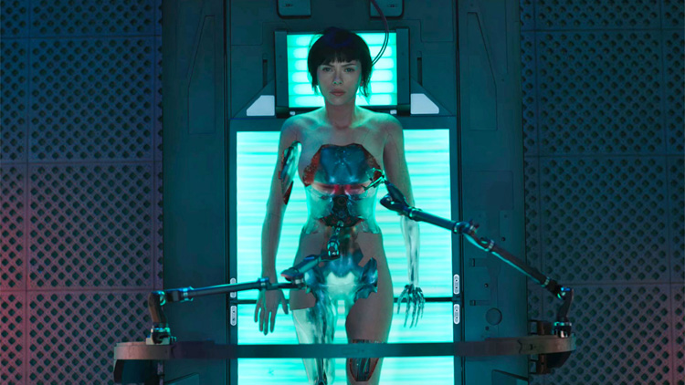 Latest Live-Action Ghost in the Shell Featurette Dives Into Section 9