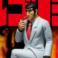 Golgo 13 Hangs, Snipes From Your Coffee Mug