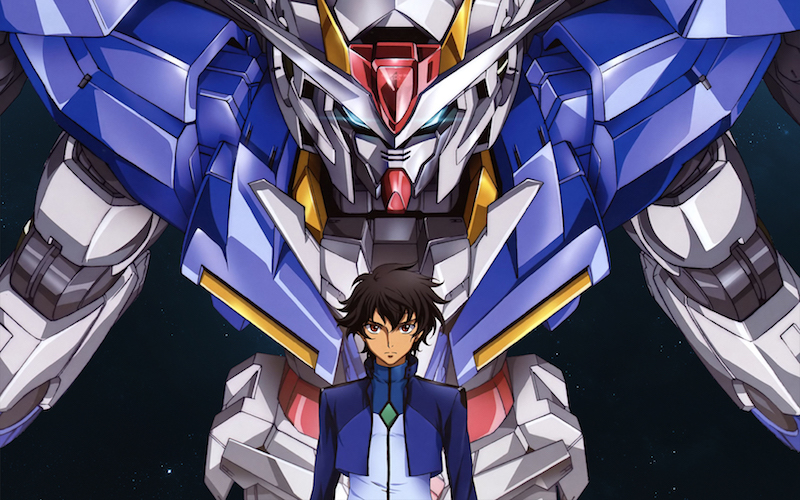 Gundam 00 Returns to YouTube for Limited Time