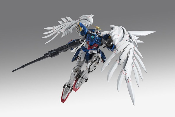 New Gundam Wing Figure Gets the Nostalgia Juices Flowing