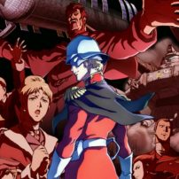Catch Gundam the Origin Episodes for Free This Month
