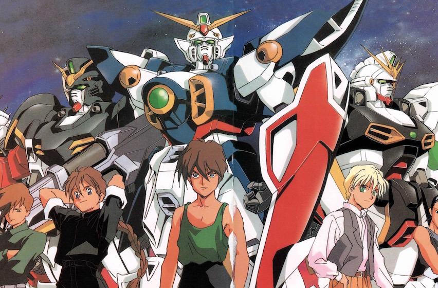 Hulu Adds Gundam Wing and Four More Gundam Anime
