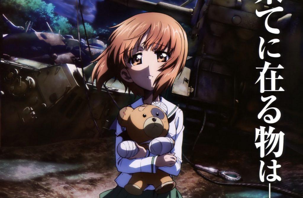 Sentai Filmworks Licenses Girls und Panzer Movie