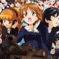 Girls und Panzer Anime Film Tickets Are About to Go on Sale