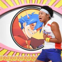 Japanese Comedian Reveals His Inspiration: Gurren Lagann's Kamina