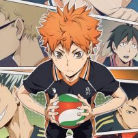 Big Haikyu!! Announcement is Third Anime Season