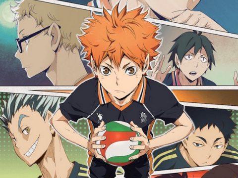 Big Haikyu!! Announcement is Third Anime Season