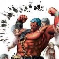 Super SFIV's Final Brawler, Hakan, is Oiled and Ready