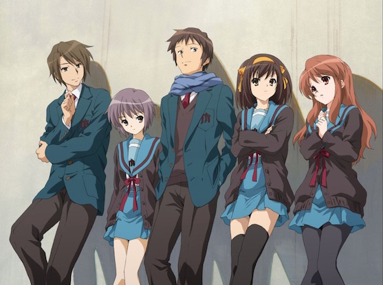 New Short Haruhi Suzumiya Novel on the Way in October