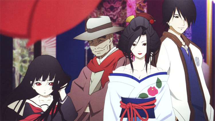 New Hell Girl Anime Series Set for July