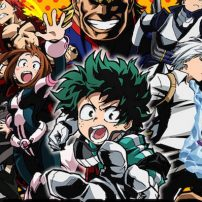 Funimation Announces My Hero Academia Anime Rights