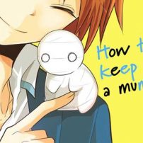 How to keep a mummy Manga Unwraps TV Anime Plans