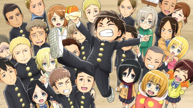 [Review] Attack on Titan: Junior High