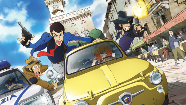 A Look at Lupin the Third, Anime's Greatest Thief