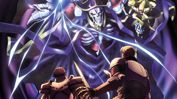 Overlord is an Interesting Twist on the Trapped-in-a-MMORPG Format