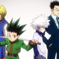 Toonami Ad Previews Hunter x Hunter English Dub