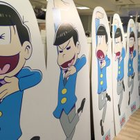 One Piece, Osomatsu and Kiznaiver Invade Shibuya [Photo Report]