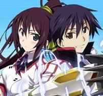 New to Sentai Filmworks: Infinite Stratos