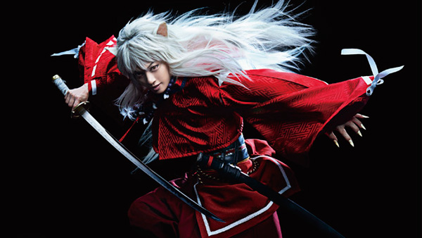 New Inuyasha Stage Play Posters Reveal Kagome, Kikyo in Costume