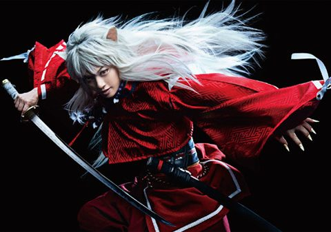 Cast, Poster Revealed for Inuyasha Stage Play